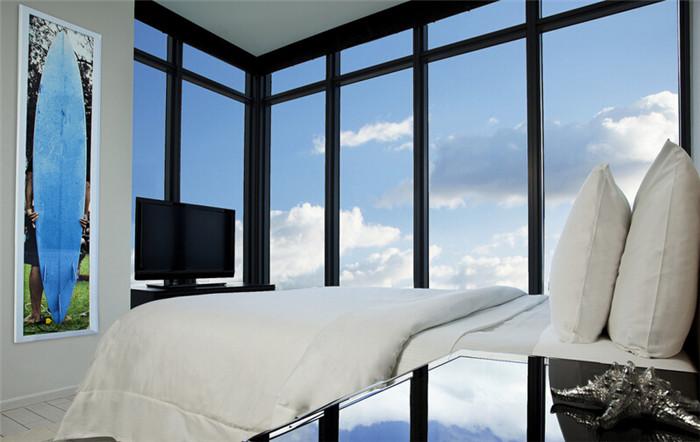 尽享大西洋美景 迈阿密南海滩w度假酒店设计赏析图片